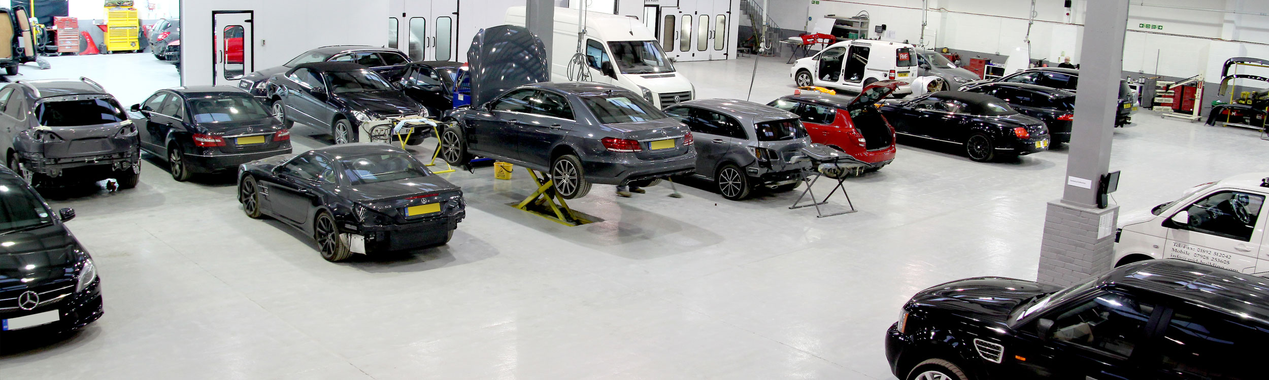 Motorcare Group Facilities